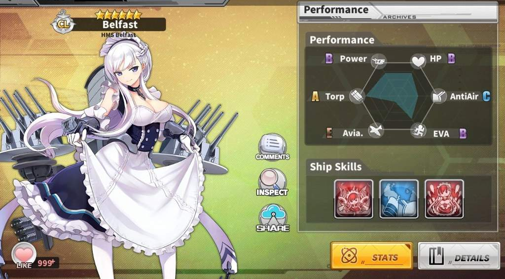 Ship Highlight V3 Azur Lane Amino Amino For vanguard, belfast is there because she's overused and good given proper equipment and maxed skills, ayanami (which you'll only get by max limit. ship highlight v3 azur lane amino amino