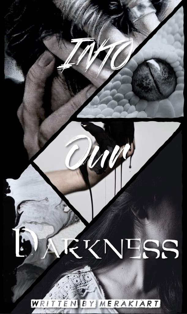 Into Our Darkness—Monster (Draco x Reader) | Fan Fiction Amino