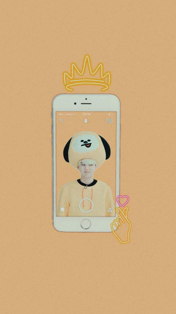 Yoongi Aesthetic Yellow Wallpaper Army S Amino