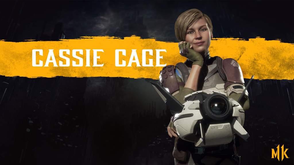 Cassie Cage Pops Up In Smash Smash Amino