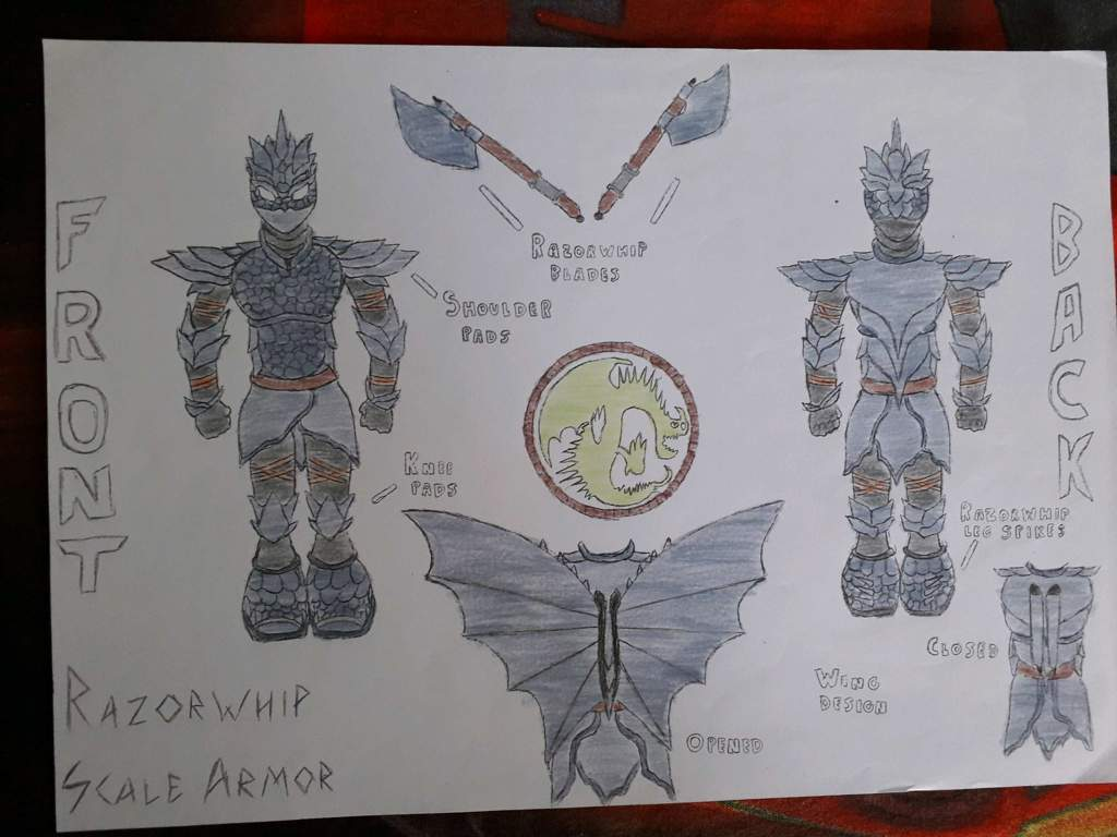 How To Train Your Dragon The Hidden World Dragon Scale Armors H T T Y D Amino Dragon equipment is a range of tier 60 equipment available to members. dragon scale armors h t t y d amino