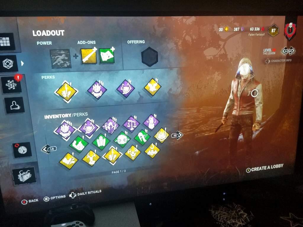Rank 1 legion on console Guide: Legion isnt weak! | Dead by