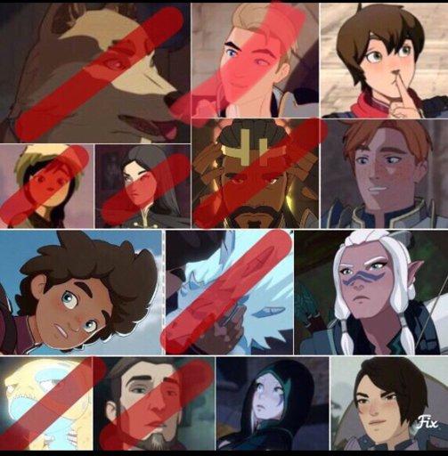 Gren Soren The Dragon Prince Amino Amino