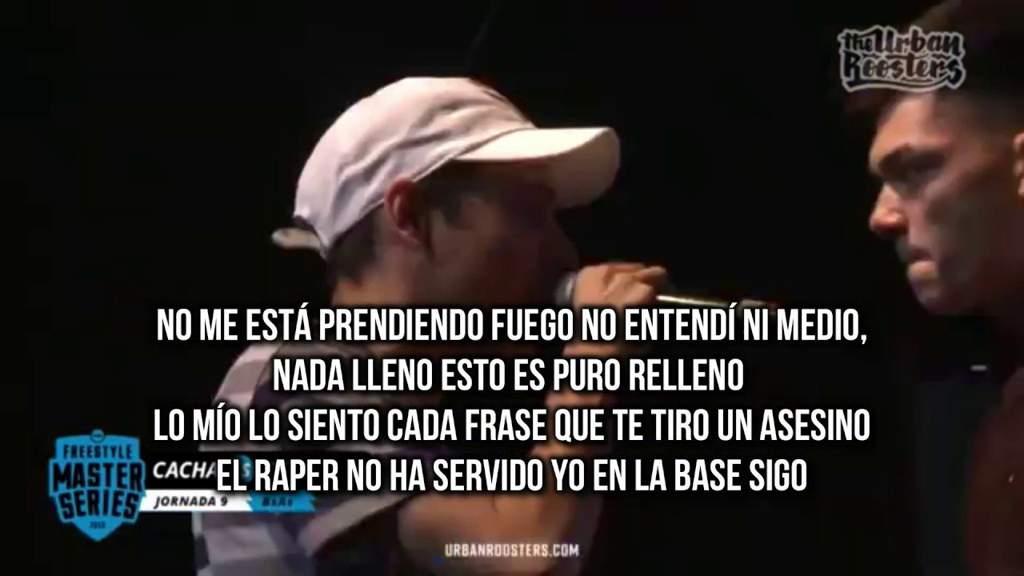 Fms Argentina Batalla De Gallos Amino Amino