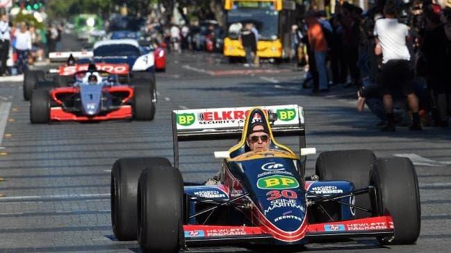 Adelaide Motorsport Festival 2018   Formula 1 Amino