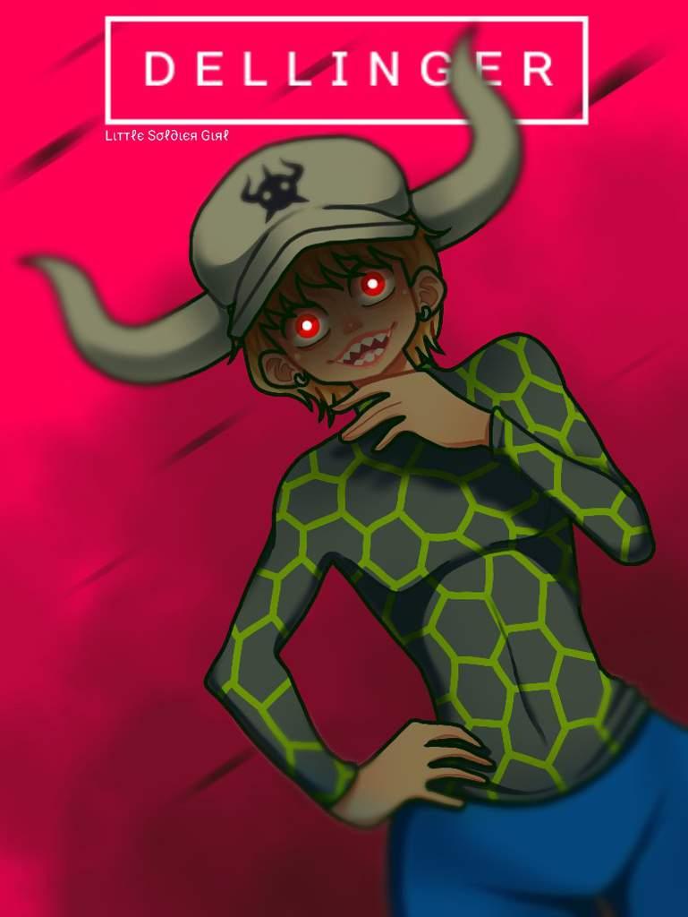 Dellinger Fanart Requested One Piece Amino