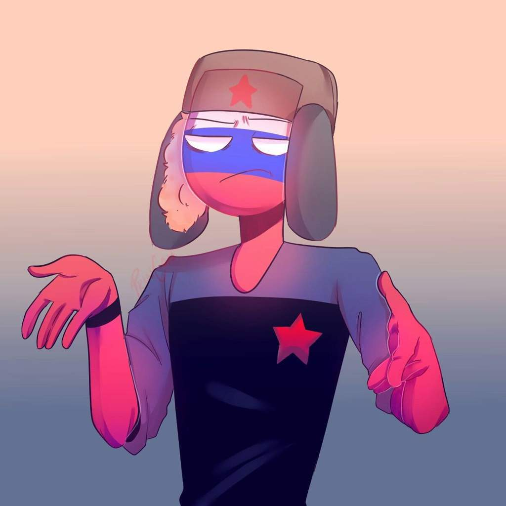 Russia   Wiki   CountryHumans PT-BR Amino