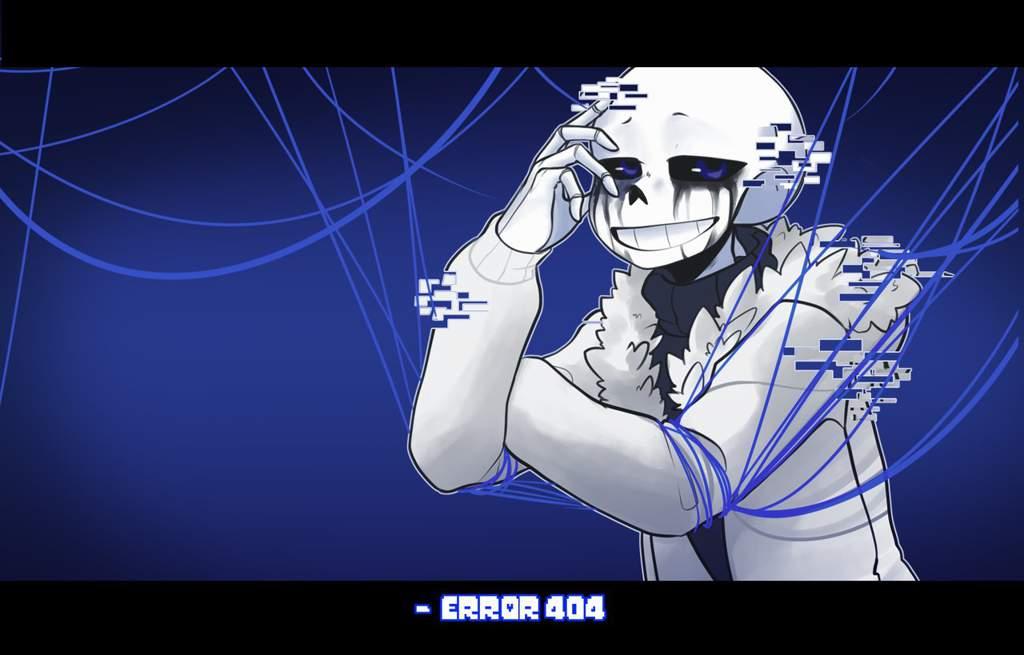 error sans 404 (fem) | Undertale Amino