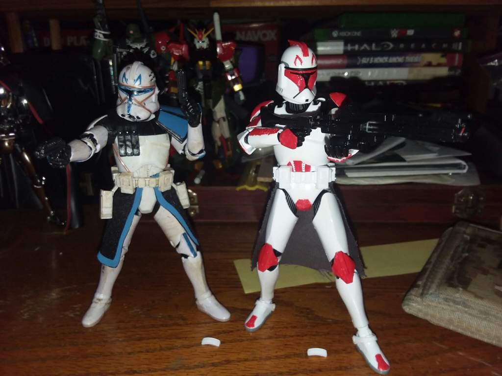 Custom Bandai Clone Trooper Progress | Star Wars Amino