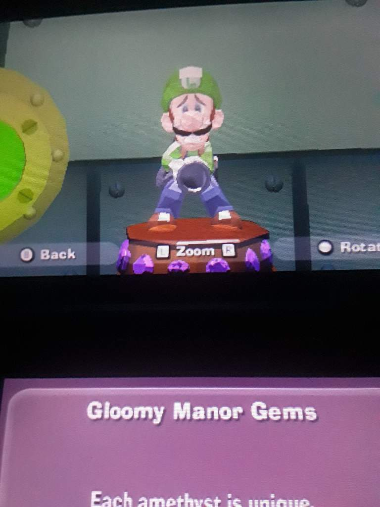 Woooo Spoilers For Luigi S Mansion Dark Moon Mario Amino