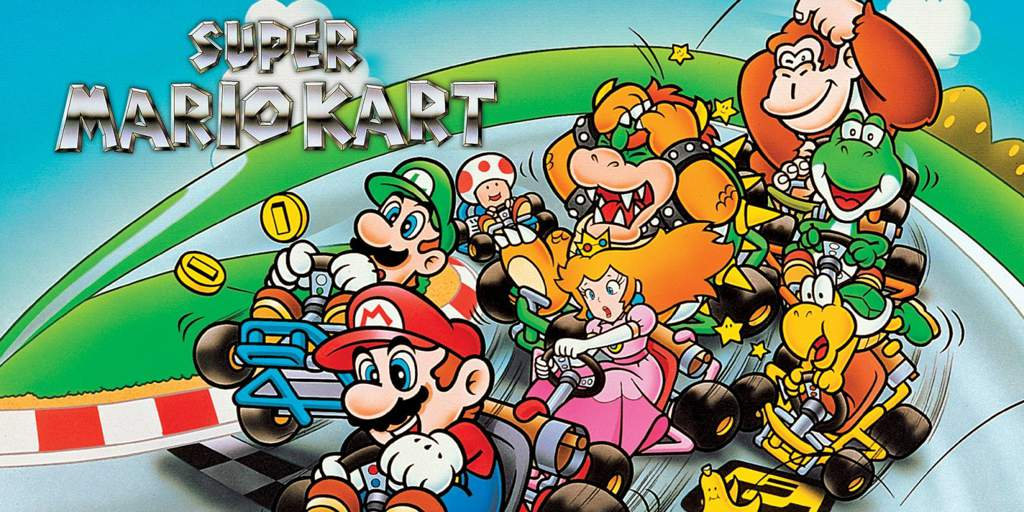 Super Mario Kart Review | Video Games Amino