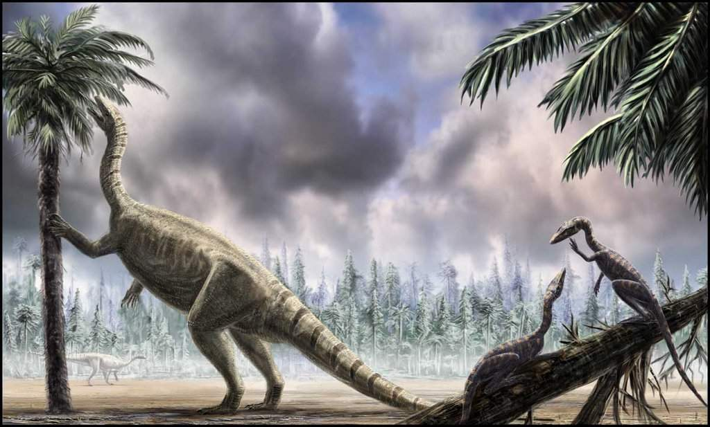 Dinodemption - Plateosaurus | Science Amino