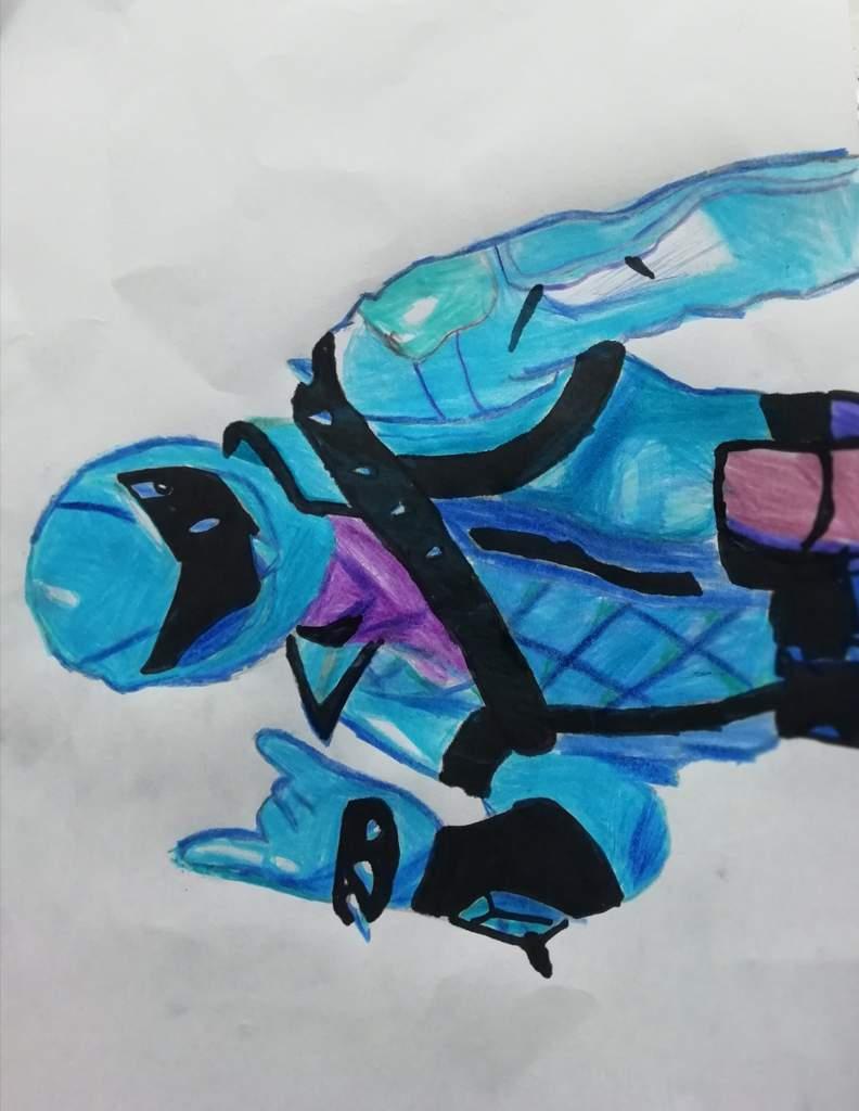 Honor Guard Pencil drawing | Fortnite: Battle Royale Armory Amino