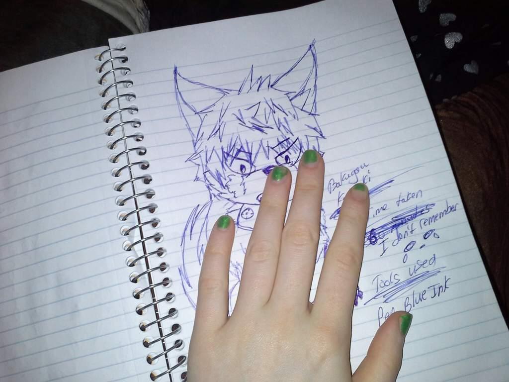 Bakugou Katsuki Wolf My Hero Academia Amino