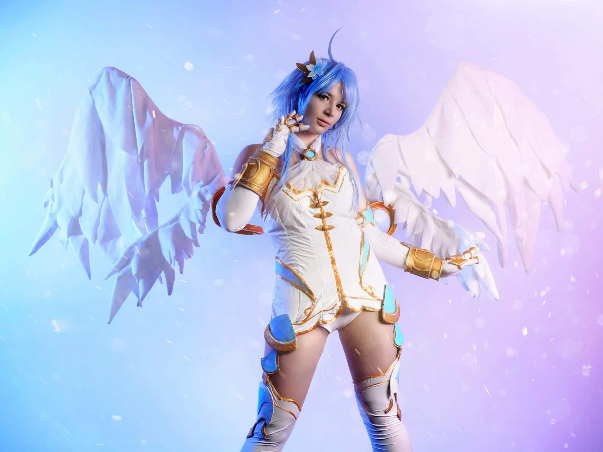 White Heart Hyperdimension Neptunia 4go Cosplay Amino
