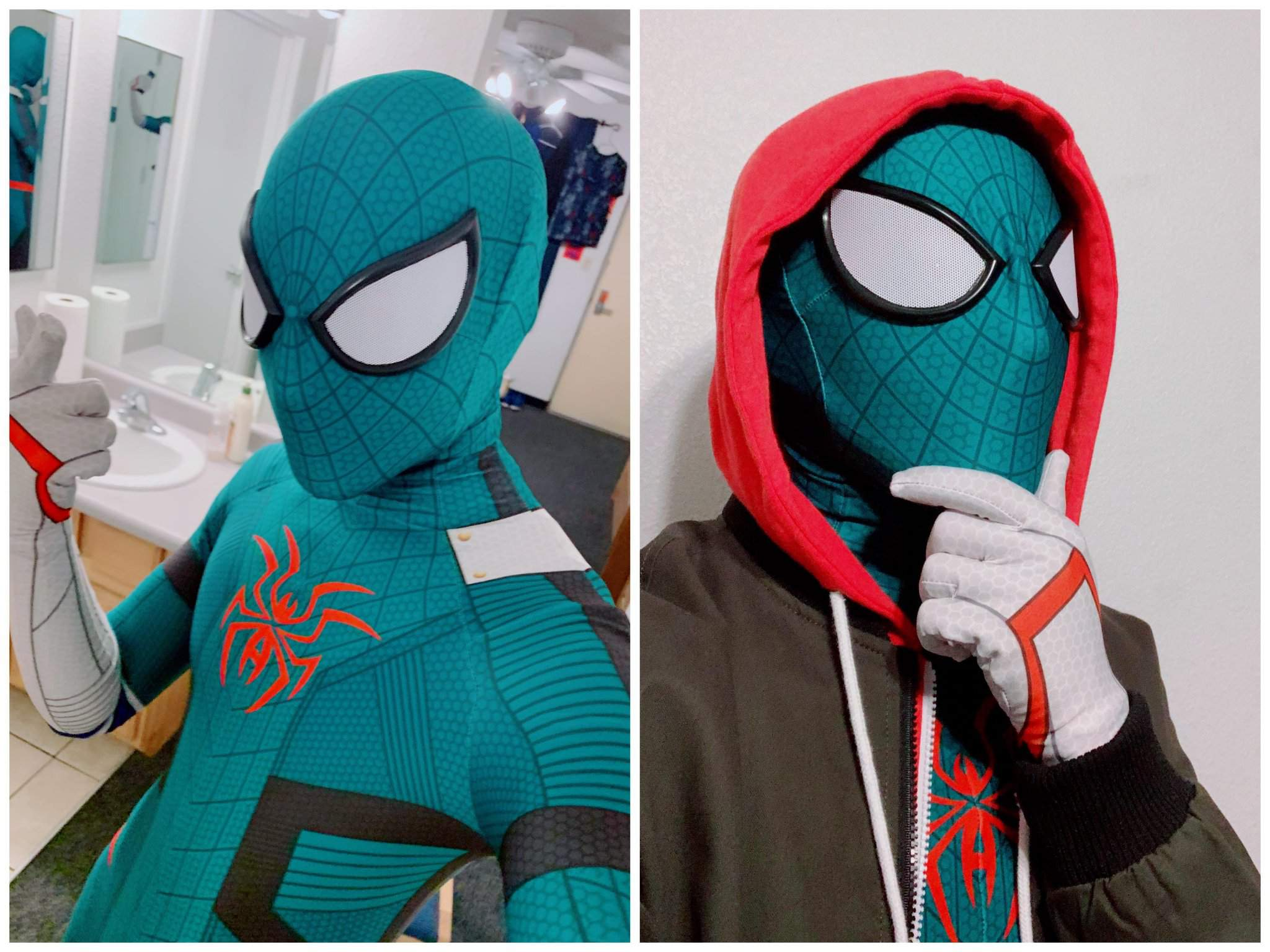 This My Hero Academia X Spider Man Cosplay Is Plus Ultra My