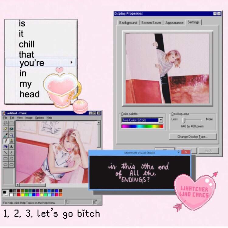 computer edit | Swifties Amino