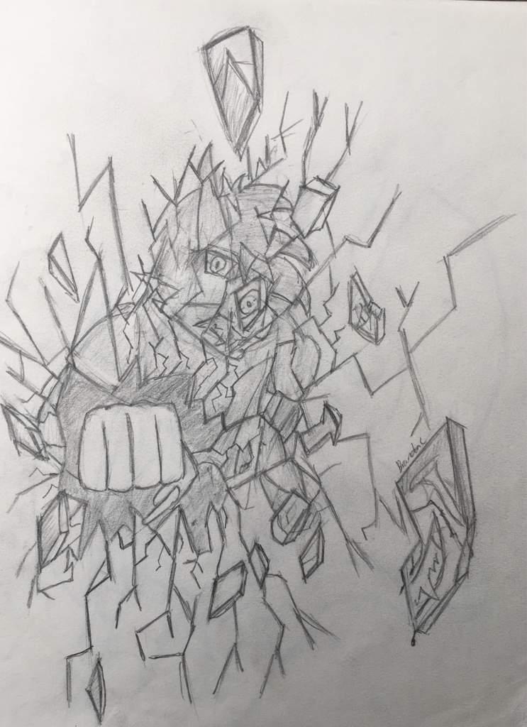 """Reflection"""" - Vent Artwork   Dragons Amino"""