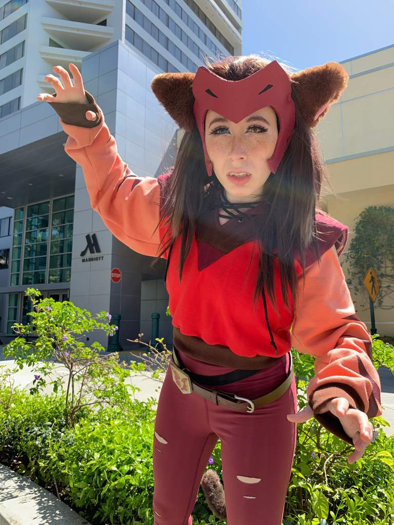 Cosplay + Fitness (I have mentioned on here before that
