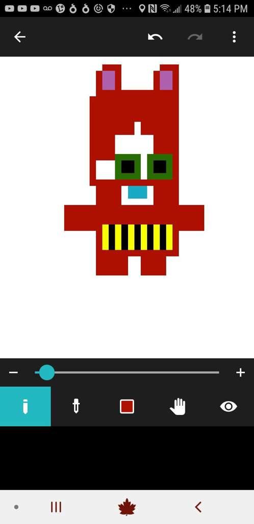 Jibanyan Pixel Art Yo Kai Watch Amino