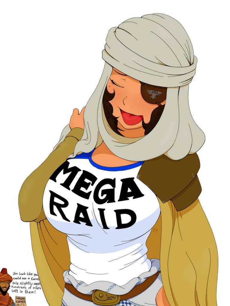 Mega Raid | Warhammer 40K Amino