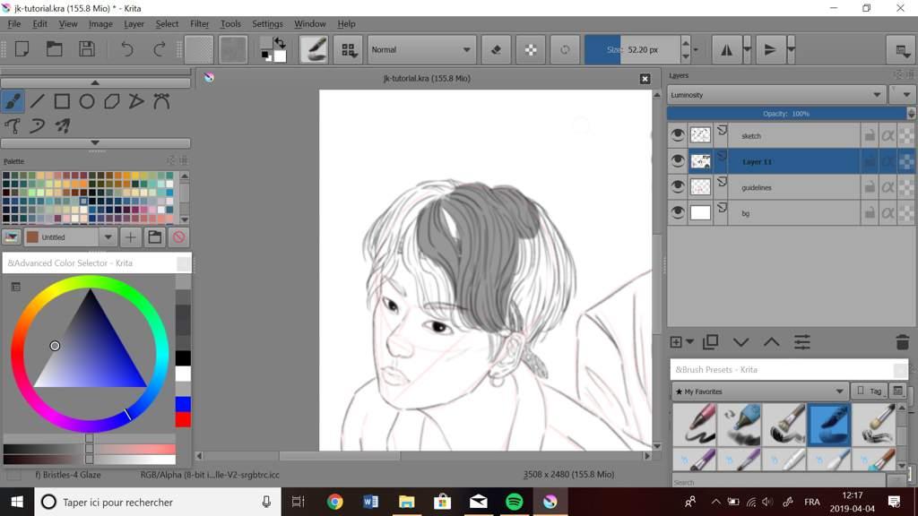 Some sketches + tips | Jungkook Fanbase🍪 Amino