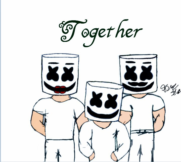 Another marshmello style family! | Marshmello Amino