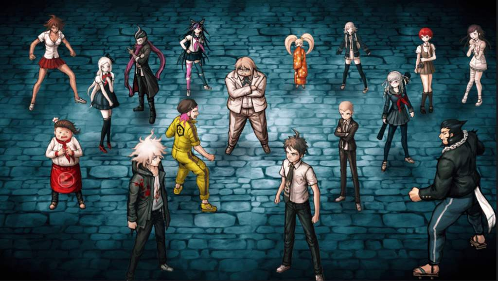 Super Danganronpa 2 GD Characters Ranked | Anime Amino