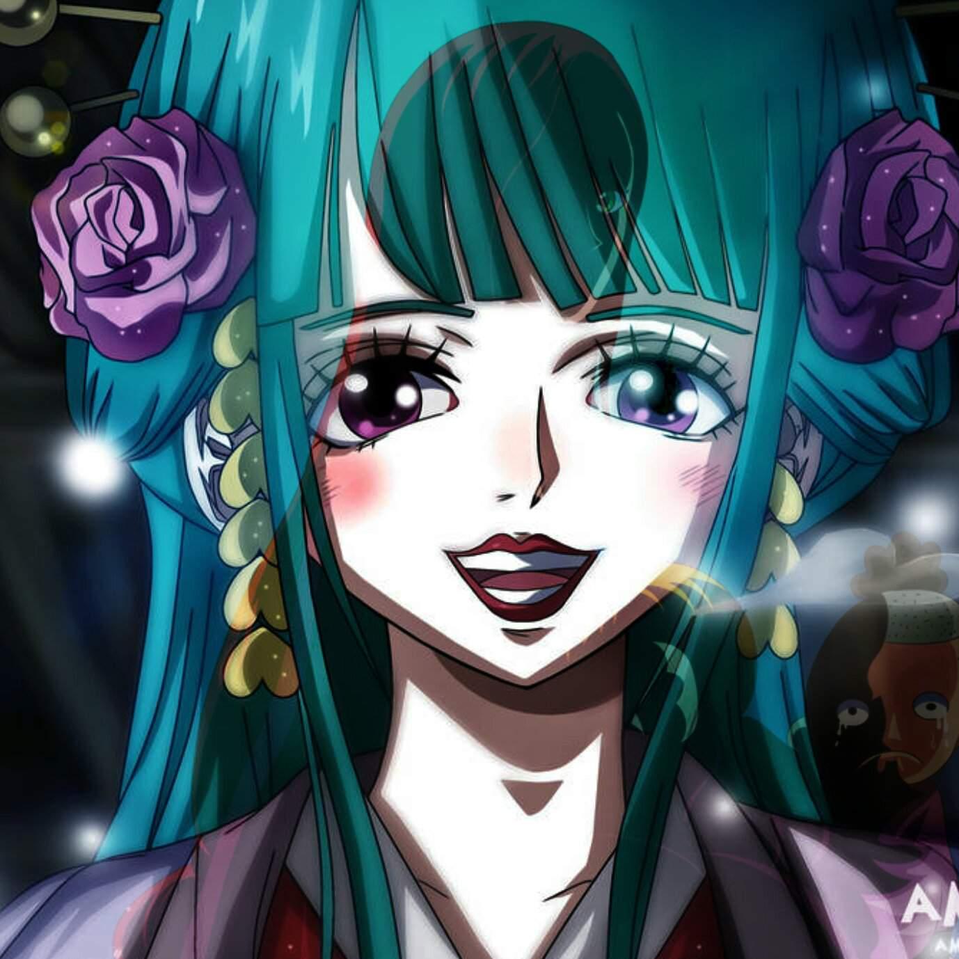 Kozuki hiyori edit! | One Piece Amino