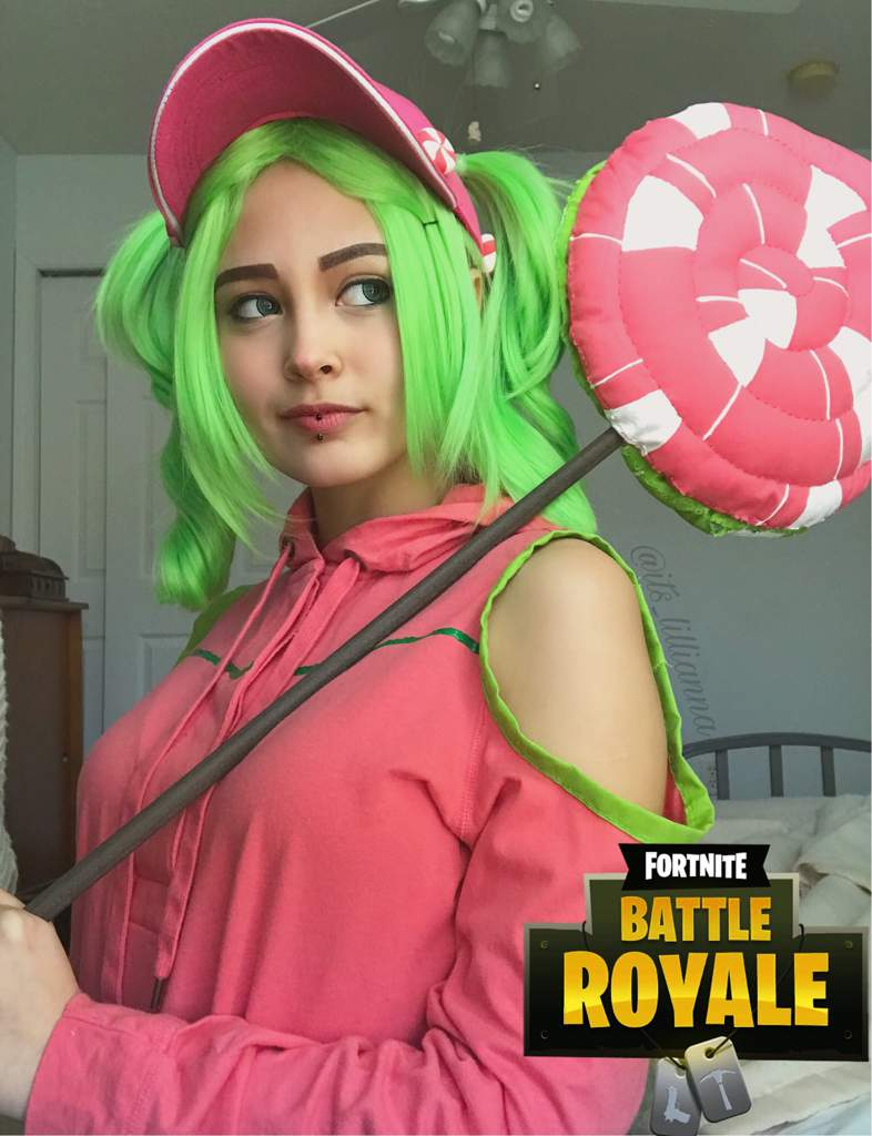 fortnite battle royale armory - zoey fortnite wig