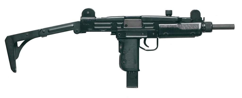 Guns of PUBG: IWI UZI | PUBG Mobile Amino