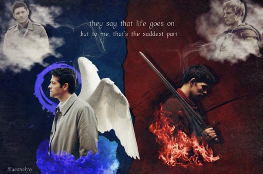 Eternal // SPN x Merlin crossover fanfiction | Supernatural Amino