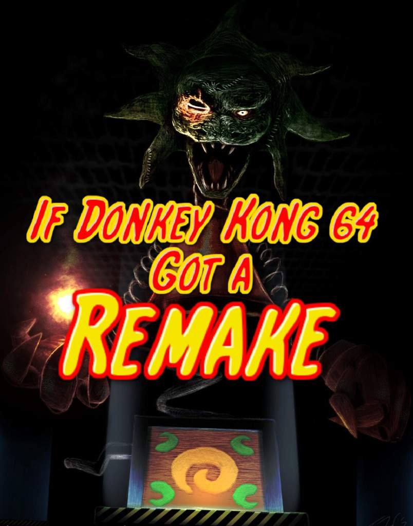 If Donkey Kong 64 Ever got a REMAKE (Blog Remake) | Nintendo