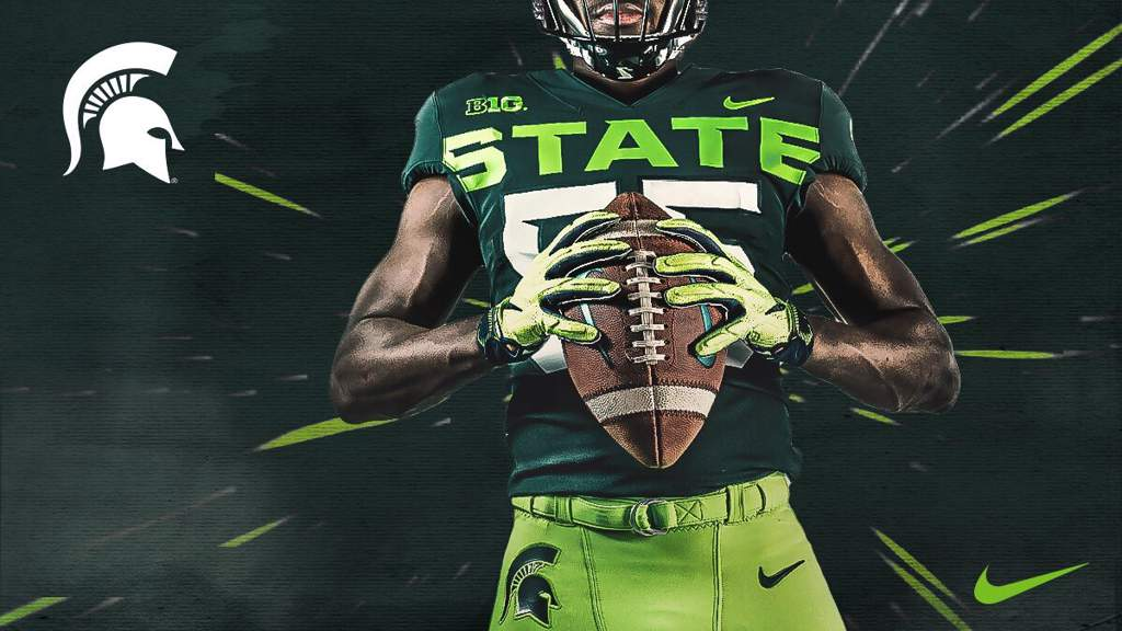 online retailer 2ccfb 0ac97 Michigan State Reveals Ugly New Uniform | Gridiron 🏈 Amino