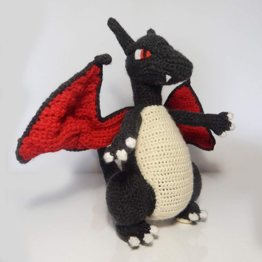 30 Free Crochet Pokémon Patterns | Guide Patterns | 512x512