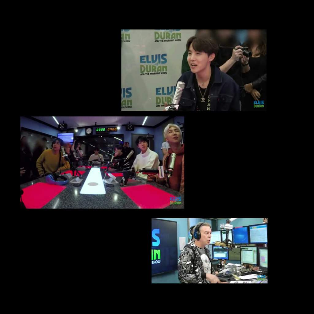 BTS on Elvis Duran Morning Show | ARMY's Amino