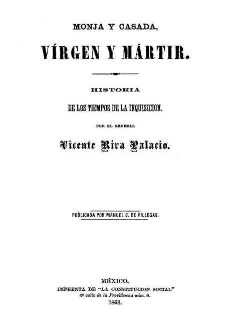 Calvario Y Tabor Vicente Riva Palacio Pdf