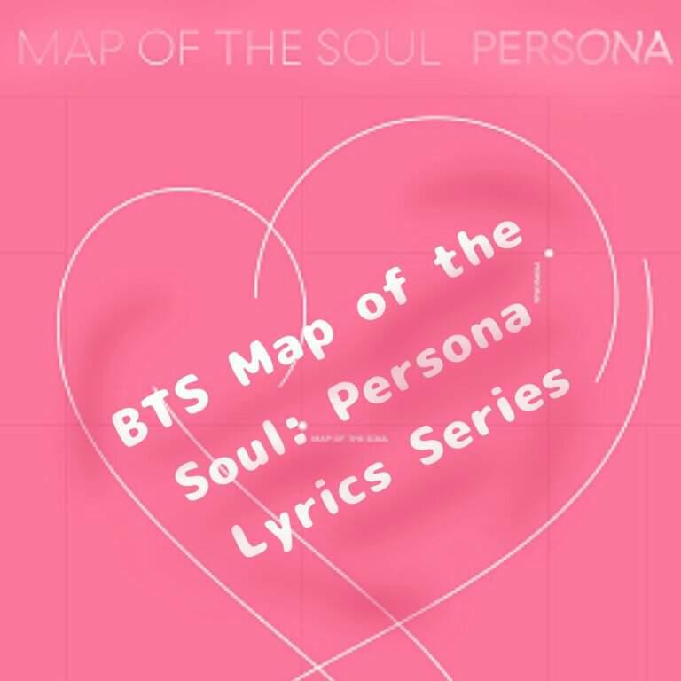 BTS Map Of The Soul Lyrics Series: Make it Right | BTS Amino