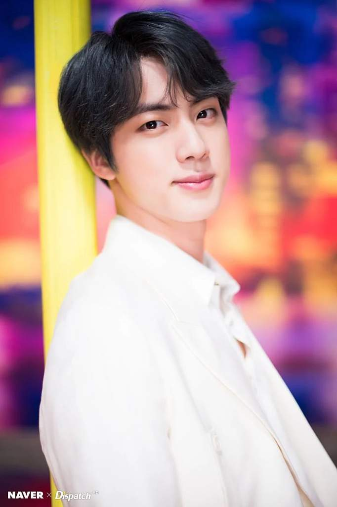 Bts Boy With Luv Jin Naver X Dispatch Bts Army S Amino