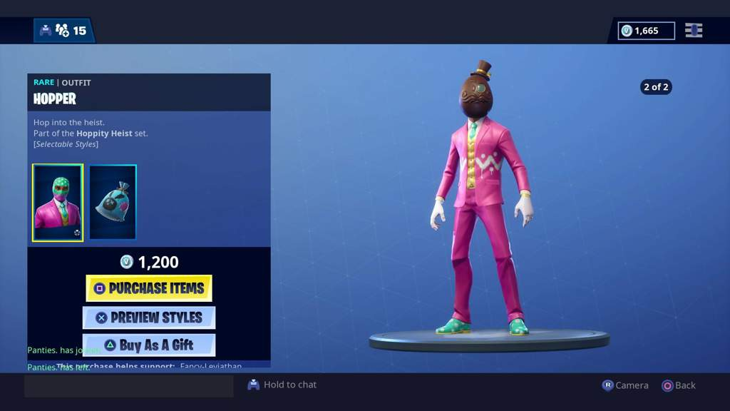 Fancy Egg In The Item Shop Fortnite Battle Royale Armory Amino