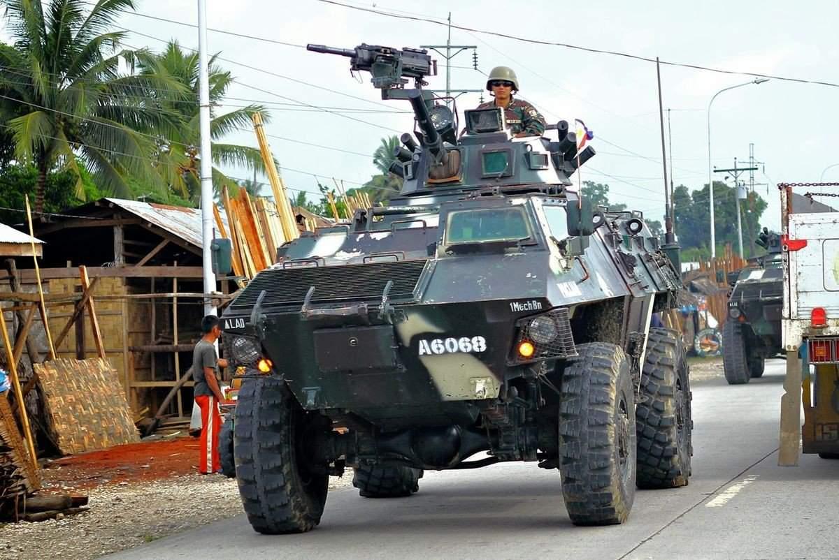 GKN Simba Armoured Carrier | Wiki | Warfare Roleplay Amino