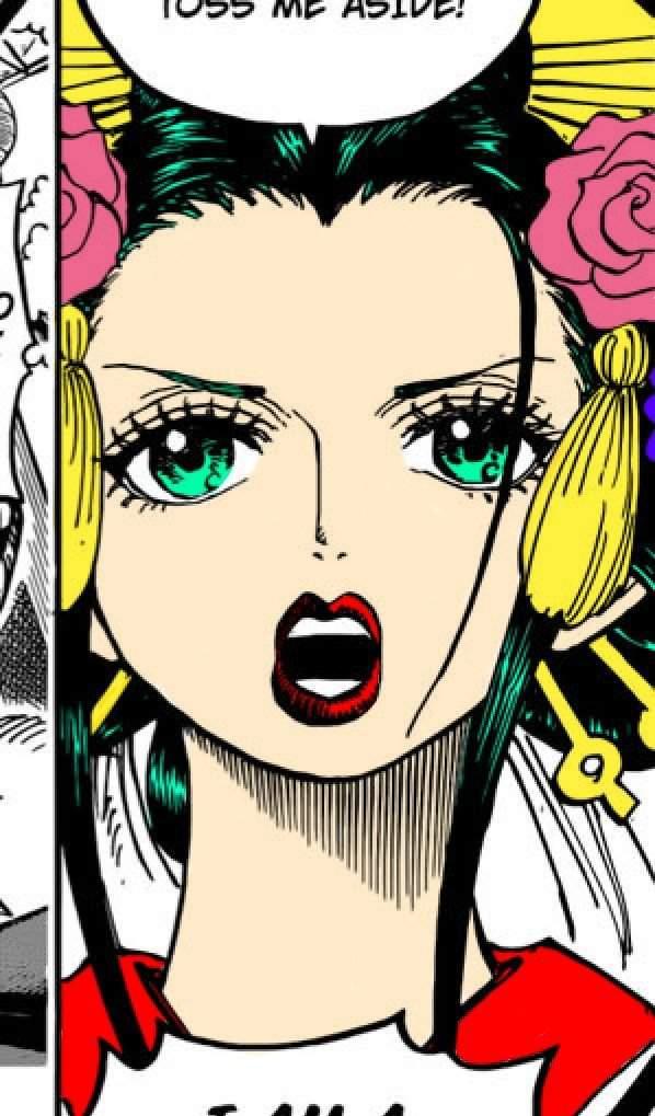Hiyori Kozuki Color Edit | One Piece Amino