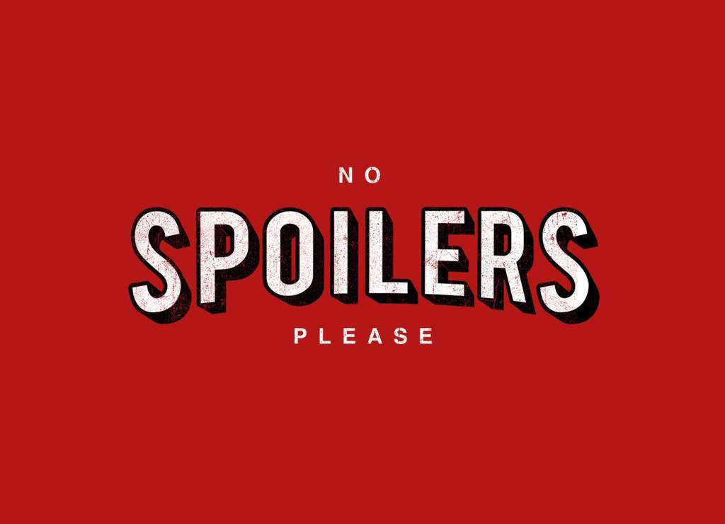 Image result for no spoilers