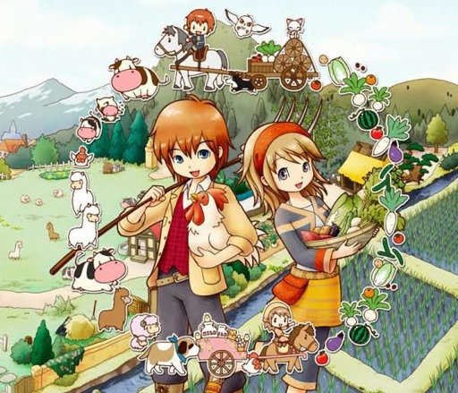 Which Bachelorette? (SNES) | Harvest Moon/Story Of Seasons Amino