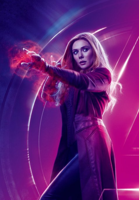 A look at Scarlet Witch 🕸️   Zodiac Amino