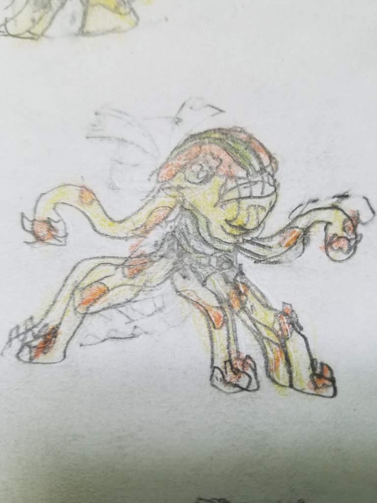 Squidstrictor | Ben 10 Amino