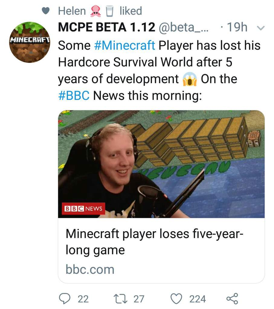 Speed News: Minecraft Player Looses His Oldest Map, Avengers
