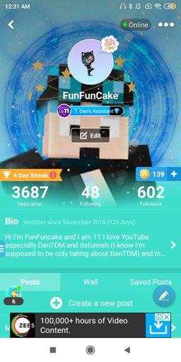 Dantdm Fortnite Name | Fortnite Free Game Online