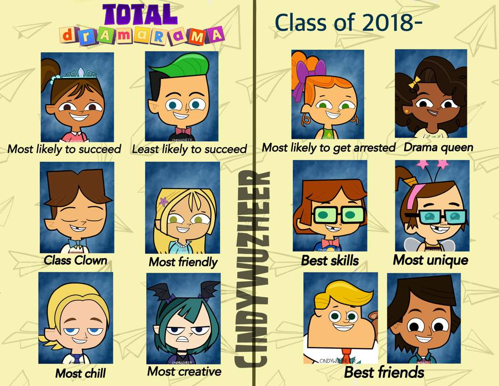 Total Drama Official Amino
