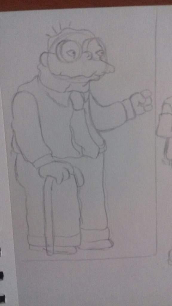 El Hombre Topo Los Simpsons Amino